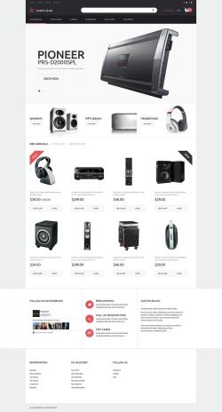 Audiogear Shop