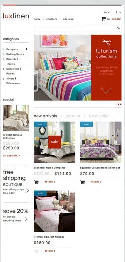 Luxury Linen Store
