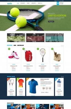 Tennis Prestashop