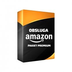 Obsługa amazon pakiet Premium - 30 ofert