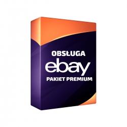 Obsługa ebay pakiet Premium - 40 aukcji