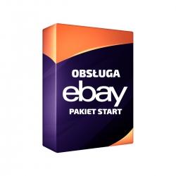 Obsługa ebay pakiet Start - 10 aukcji